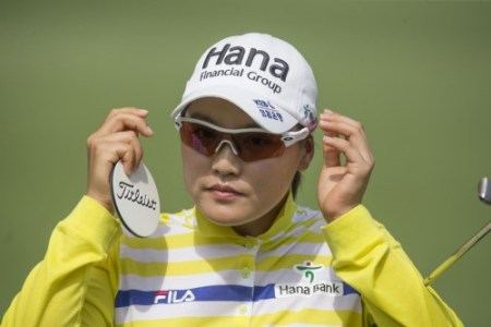 So Yeon Ryu LPGA TV