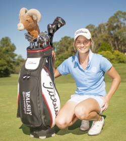 amy walsh womens golf