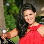 Elisa Gaudet womens golf day