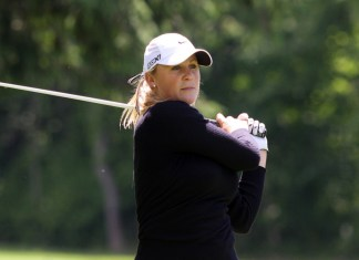 Amanda Blumenherst womens golf