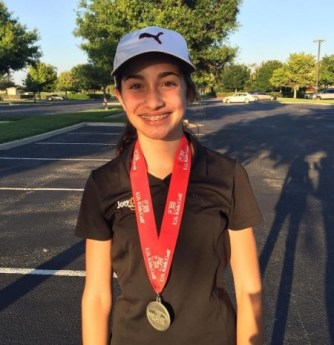 Ava Marano - womens golf rising player