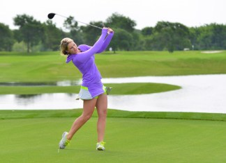 Heather LeMaster American Century Championship