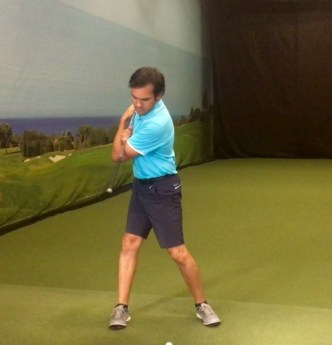 Marvin Sanguesa Improve Hip Mobility for a Better Swing