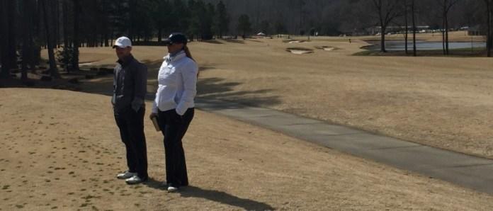 Brandi Jackson College Golf Coach NCAA womens golf