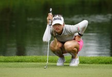 Learning to putt consistently Deb Vangellow womens golf