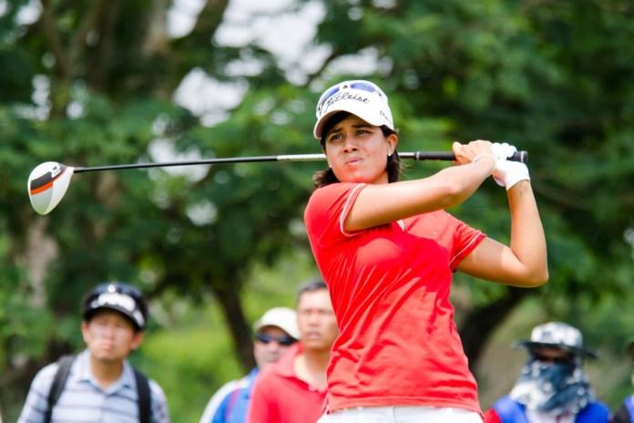 LPGA Season Julieta Granada