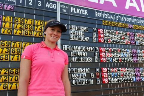 Daisy Neilsen Ladies European Tour