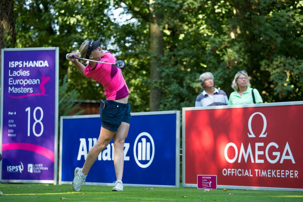 Daisy Nielsen - Ladies European Tour - Womens Golf Interview