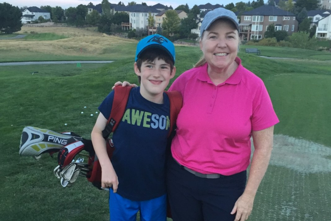 Summer Caddie Growing the Game of Golf