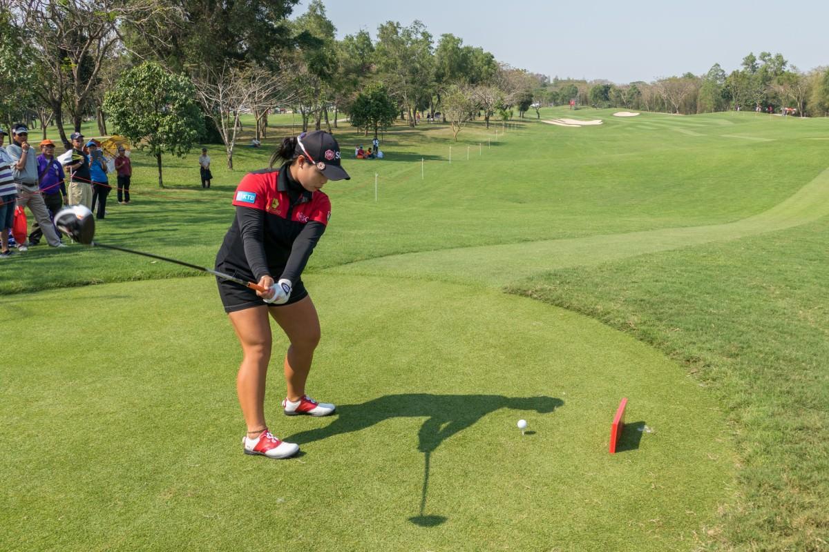 Ariya joins the LPGA $2 Million Club