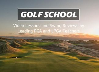 Golf School Video Lessons and Swing Reviews