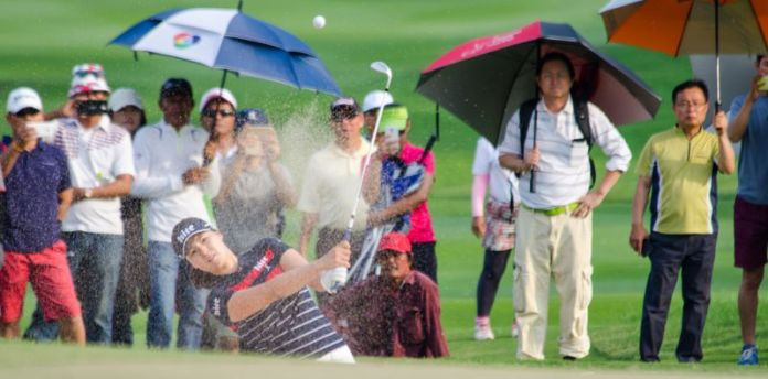 In gee Chun LPGA 2016 and LPGA 2017 Womens Golf