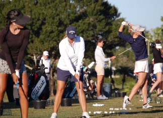 road to the LPGA womens golf