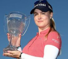 Charley Hull womens golf LPGA