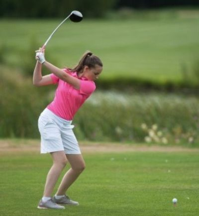 Hope Neild - Girls Golf womens golf magazine