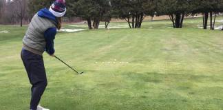 Ratio Method How to chip in Golf - Grace Kelbel - Womens Golf
