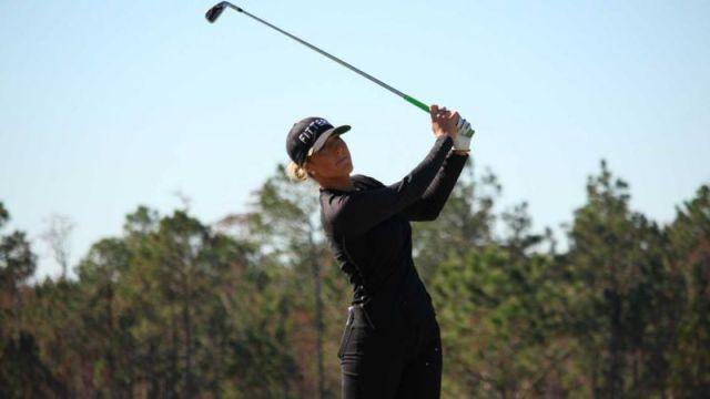 medalist LPGA Qualifying tournament Jaye Marie Green