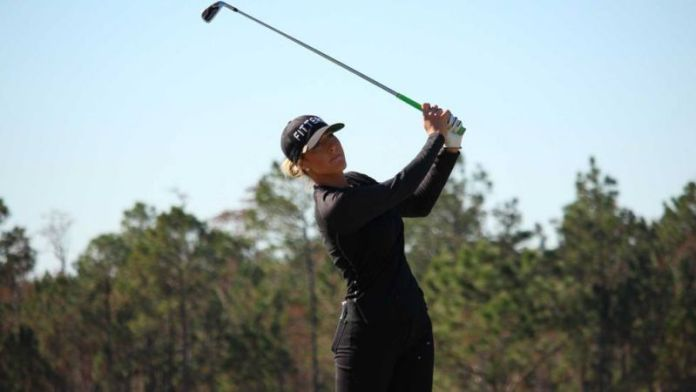 medalist LPGA Qualifying tournament Jaye Marie Green
