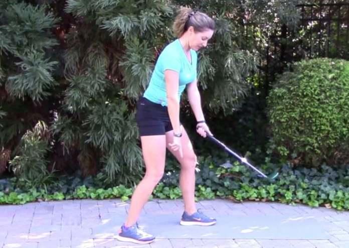 Karen Palacios Jansen - Closed Stance Swing Drill stance_mini