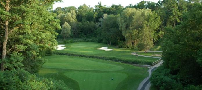 Ladies of Toronto 16th Hole Par3