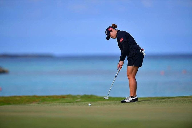 Up to date News about LPGA star Ariya Jutanugarn