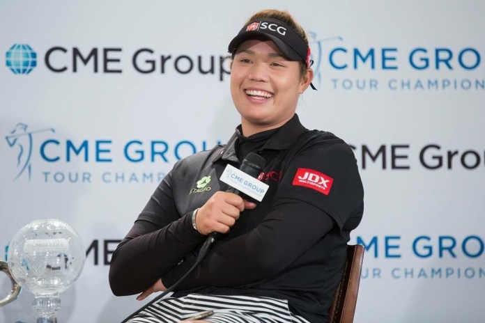 news about Ariya Jatanugarn womens golf