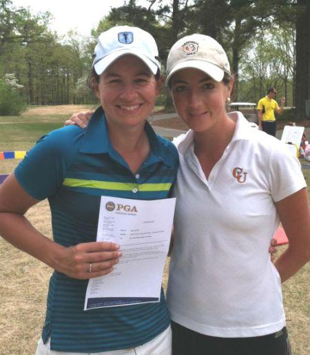 Sarah Bejgrowicz Womens Golf Magazine