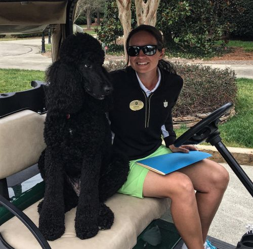 Sarah Bejgrowicz womens golf magazine article