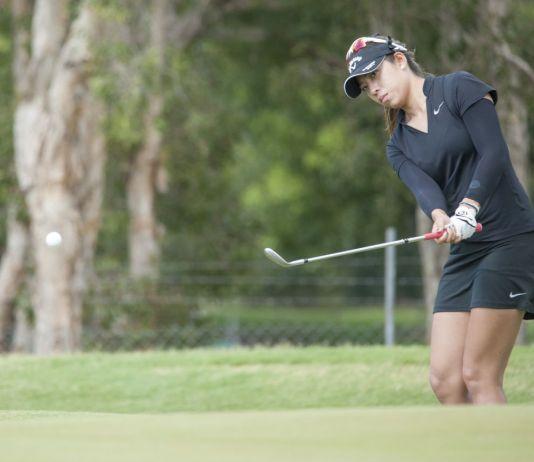 David Burness - RACV Challenge - Womens Golf