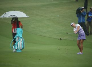 Lexi Thompson Womens Golf Magazine and newsletter deb vangellow