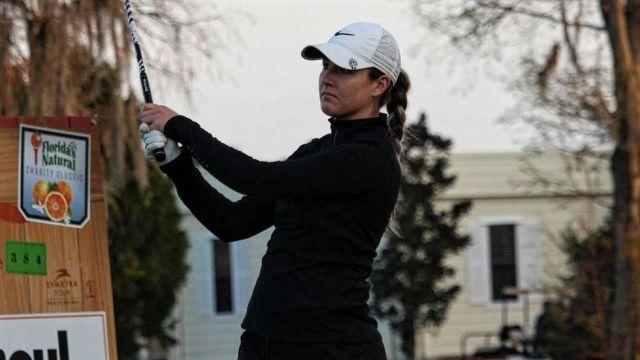 Megan Osland Symetra Tour Womens Golf
