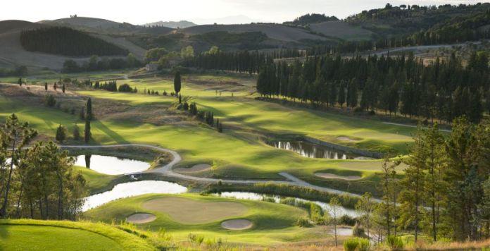Tuscany - Golf Club Castelfalfi Giulia Sergas Womens Golf