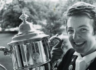 Catherine Lacoste - Womens Golf