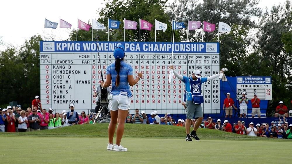 KPMG womens PGA Danielle Kang