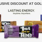 Golf Energy Bars Womens Golf
