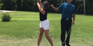 What Should the Lead Knee do During the Backswing Marvin Sanguesa womens golf