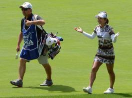 Ai Miyazato 2017 KPMG Womens PGA Championship   Photo by Ben Harpring