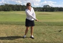 Kathy Nyman How to Stop Topping the Ball