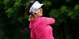 Sandra Gal Tony Jesselli Womens Golf