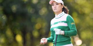World Number 1, So Yeon Ryu playing in the 2016 Toto Japan Classic.