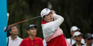 Shanshan Feng of Guangzhou, China at the 2016 LPGA Swinging Skirts Championship