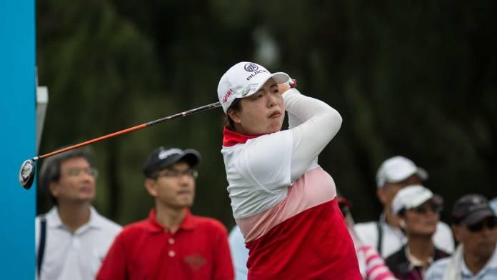 Shanshan Feng of Guangzhou, China at the 2016 LPGA Swinging Skirts Championship