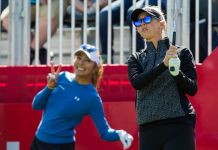 Beauty and womens professional golf lpga