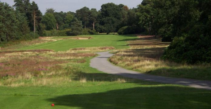 New Zealand Golf Club, Addlestone, Surrey, UK