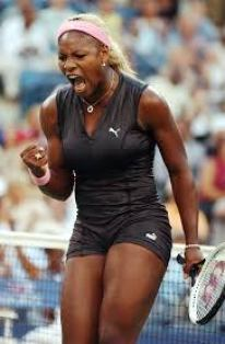 Serena Williams 2002 US Open
