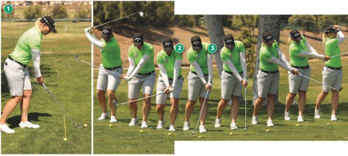Building Speed Power Swing - Alison Curdt Womensgolf