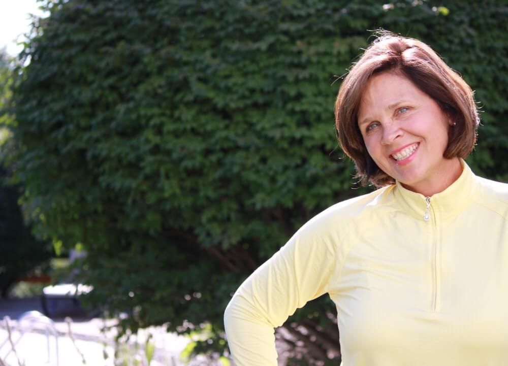 Kathy Hart Wood - Get Ready for the New Golf Season - golf lesson for WomensGolf.com