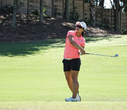 Sei Young Kim at the 2017 CME Group Tour Championship | Photo: Ben Harpring for WomensGolf.com