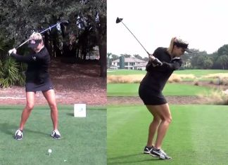 What You Can Learn From Lexi Thompsons Swing - womens golf