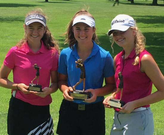 Six Great Ways to Get Your Teenage Daughter into Golf - The